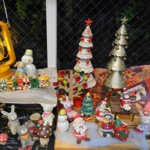 ガーデンマスコット:クリスマス